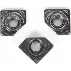 3-HOLE REPLACEMENT T-NUT BLK 10PCS