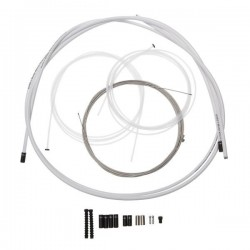 CABLE SHIFT ROAD MTB BLANCO