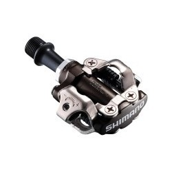PEDALES SHIMANO M-540 SPD NEGRO