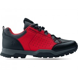 TAHOE MTB SHOE RED/BLK 41