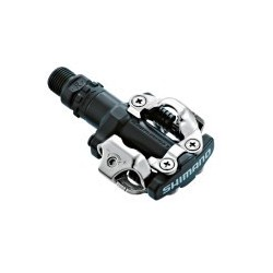 PEDALES SHIMANO M-520 SPD NEGRO