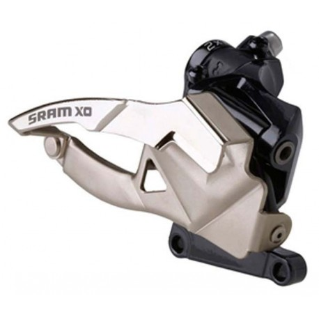 DESVIADOR X0 2X10 LOW DIRECT MOUNT 38D TIRO SUP.