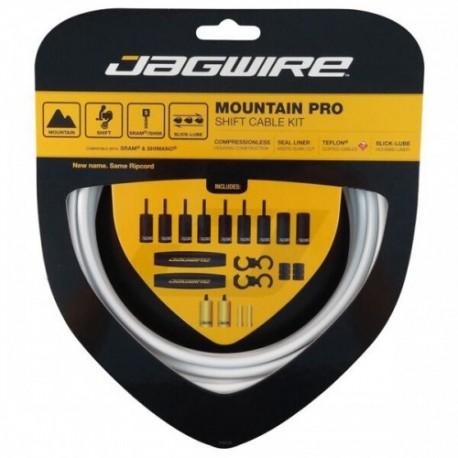 Kit Pro cambio MTB SRAM/Shimano - Blanco