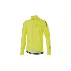 DEFLECT RBX ELITE HV RAINJACKET NEON YEL L