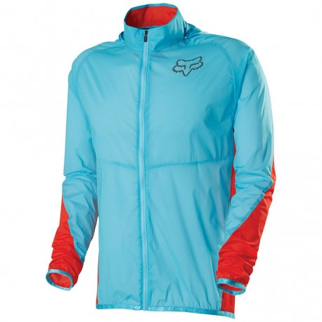 DAWN PATROL 2 JACKET BLUE RED M