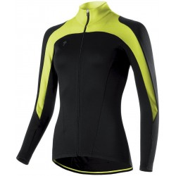 THERMINAL RBX SPORT JERSEY LS BLK/NEON  YEL M