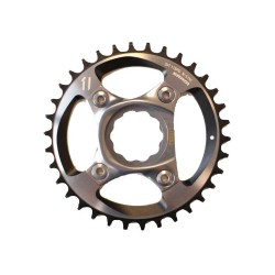 CHR SRAM MY13 CHAIN RING MTB 22T S1 64 AL3 BLAST BLACK 10 SPEED (11.6215.188.370)