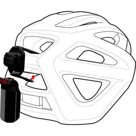 STIX CASCO STRAP MOUNT