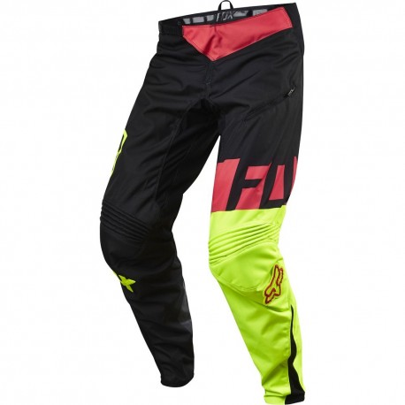 DEMO DH PANT FLO YLW 34