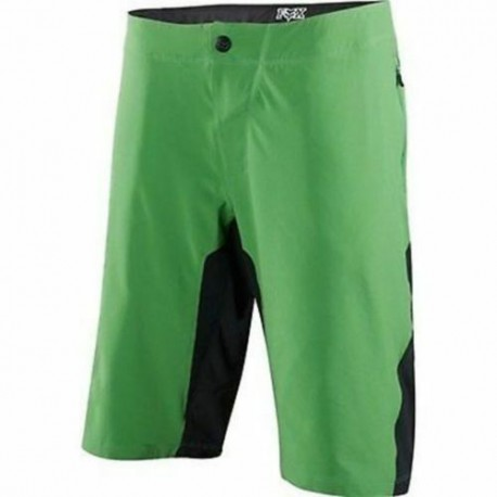 ATTACK SHORT GRN FLO YLW 34