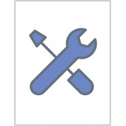 Kit Reparação Fox Float X2 8.75x2.75