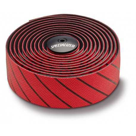 S-WRAP HD TAPE RED/BLK LINES