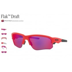 FLAK DRAFT Prizm Road rojo 936405