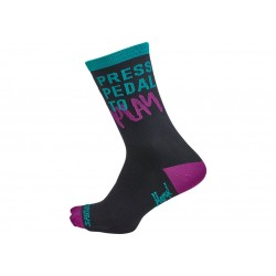Mixtape - Road Tall Sock Logo L/Xl