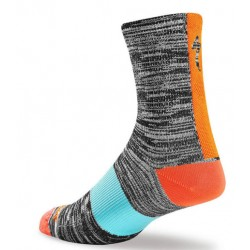 SL TALL SOCK ORANGE S/M