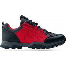 TAHOE MTB SHOE BLK/RED 44