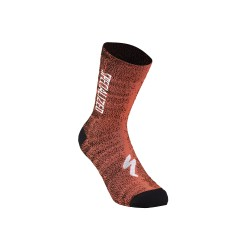 SL TEAM EXPERT SOCK RED/BLK FAZE L