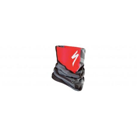 Tubular headwear s logo Red