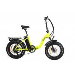 URBAN CROSS FATBIKE FLUOR AMA