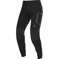 WOMENS DEFEND FIRE PANT [BLK]