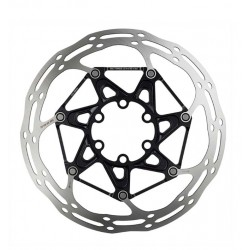 SRM DISCO FRENO CENTERLINE 2PZ 180MM BLK (BISELADO)