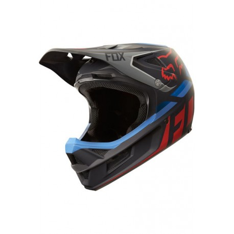 RAMPAGE PRO CRBN SECA HLMT [BLK/GRY/RED]