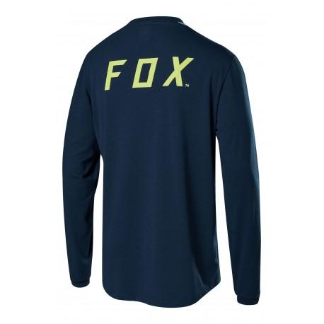 RANGER DR LS FOX JERSEY [GRN CAM] XL