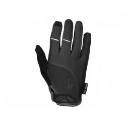 Bg Dual Gel Glove Lf Wmn Blk L