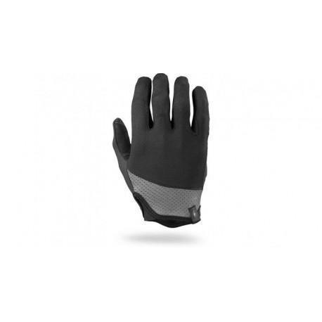 Bg Trident Glove Lf Blk/Carbgry Xxl