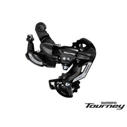 CAMBIO TOURNEY TY500 6/7V. C/PATA