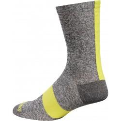 Road Tall Sock Gry Hthr M