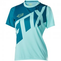 WOMENS RIPLEY SS JERSEY [ICE BLUE] S